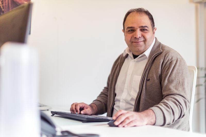 Ali Gharagozly
